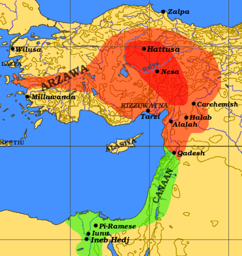 Hittite_Empire