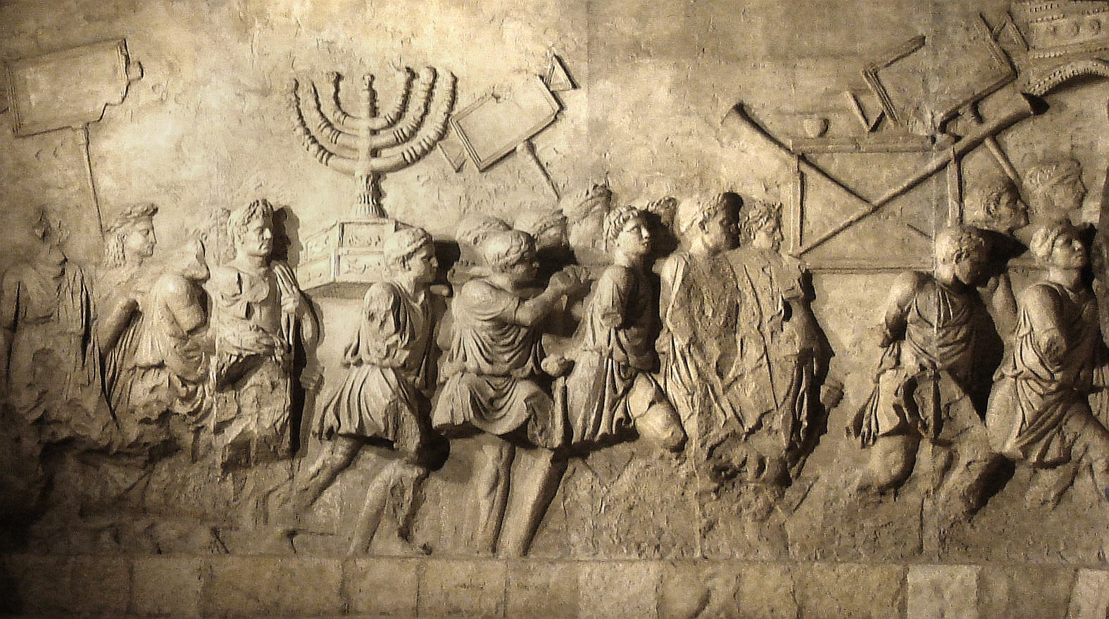 Arch_of_Titus_Menorah_22